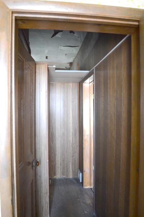 Weird Bathroom Hallway