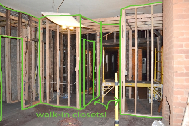 2nd floor framing bedroom_noted